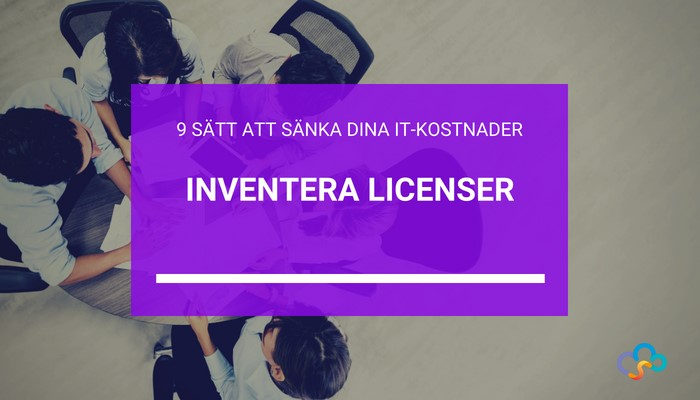sank-it-kostnader-inventera-licenser