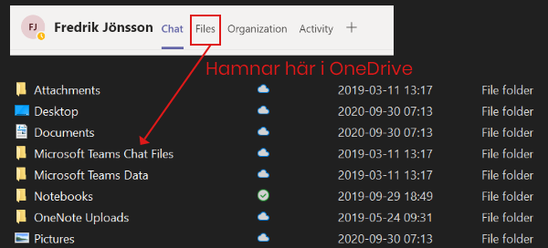 onedrive-microsoft-teams-chat-filer