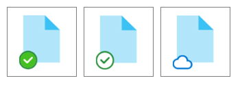 onedrive-status-ikoner-filer